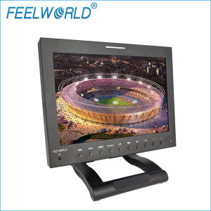 "12.1"" PRO Broadcast LCD Monitor with Sdi, AV, YPbPr, HDMI Signals (P121-9HSD)"