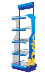 Display Stand, Display Racks, Pop Display, Metal Stands pictures & photos