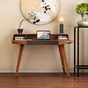 Home Furniture Classical Wooden Desk pictures & photos
