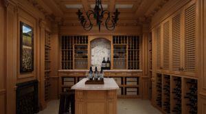 Wine Cellar / Wine Cabinet (RLWC-04)
