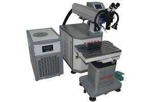 Laser Welding Workstation