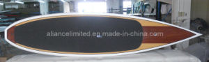 "10′6"" Wood Paddle Board"