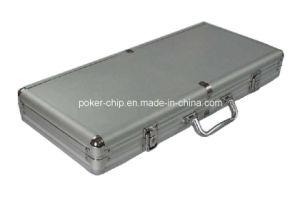 400PCS Poker Chip Set in Plain Surface Aluminum Case (SY-S24) pictures & photos
