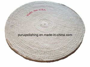 400mm Sisal Polishing Wheel pictures & photos