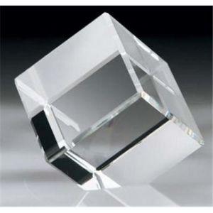3D Laser Crystal Block
