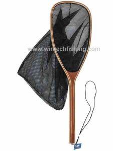 Landing Net/Wood Handle Landing Net/Fishing Tackle