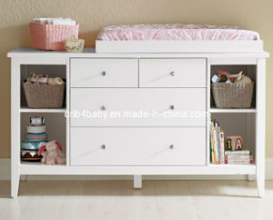 4 Chest of Drawers Baby Changing Table