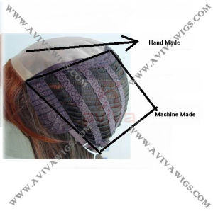 Human Hair Half Wig (AV-W011) pictures & photos