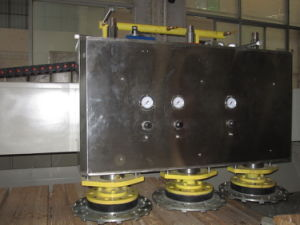 Stone, Granite and Marble Plate Polishing Machine pictures & photos
