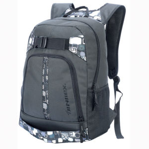 Promotion Waterproof Outdoor Sports Travel School Skate Backpack Bag pictures & photos