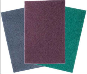 Non-Woven Scouring Pads/ Hand Pads/ Non-Woven Rolls