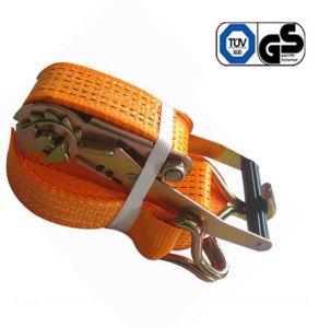 5000kg Tie Down with Double J Hooks (EN-12195-2)