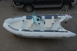 Rib Boat/ Inflatable Boat/ Fishing Boat (RIB 430A)