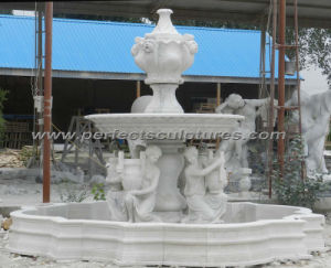 Marble Fountain for Garden Water Fountain (SY-F358) pictures & photos