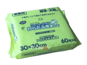 Disposable Nonwoven Industrial Wipes pictures & photos