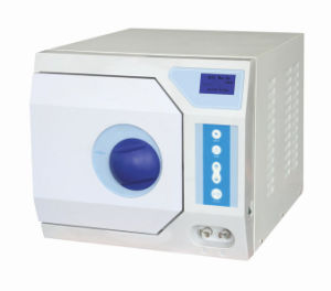 23L LCD Display Benchtop Autoclave Sterilizer Machine (CLASS N-AAS-23L) pictures & photos