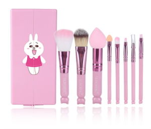 High Quality 8PCS Cosmetic Makeup Tools Kit pictures & photos