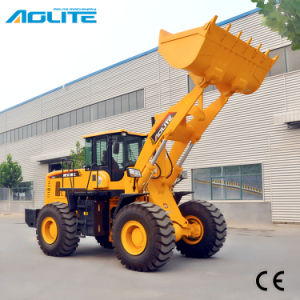 Price of China Tractor Front End Wheel Loader pictures & photos