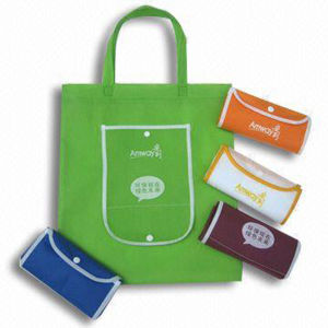 China Folding Shopping Bag, Tote Bags - China Fold Bag, Folded Bag