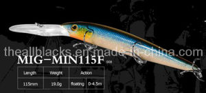 Fishing Tackle - Fishing Lure - Fishing Bait - Min115f pictures & photos