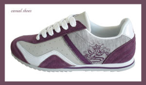 Leather Shoes (XH02031D)