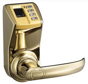 Fingerprint Door Lock (LT-L3) pictures & photos