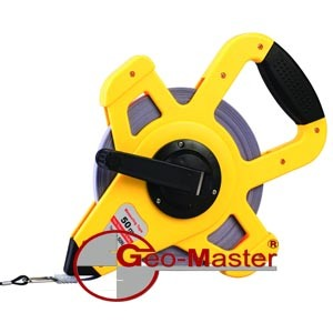 Surveying Instruments Distance Measuring Equipment Nylon-Clad Steel Tape (NCT2020) pictures & photos