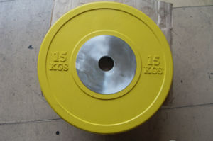 Olympic Fitness Barbell Plate Color