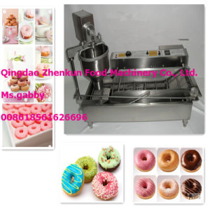 Automatic Mini Donut Making Machine, Donut Machine pictures & photos
