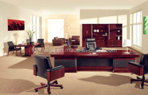 One Step Full Package Office Solution Executive Office Furniture, Boss Furniture, CEO Office Furniture pictures & photos