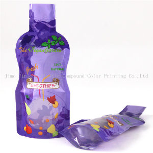 Special Shaped Plastic Juice Bag pictures & photos