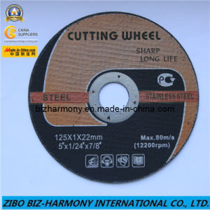 Cutting Disc for Stainless Steel pictures & photos