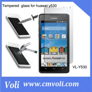 High Quality Tempered Glass Screen Protector for Huawei Y530 pictures & photos
