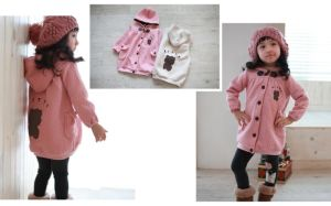 Children Clothes Coat (CG0029)