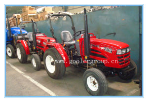 25HP 4WD Turf Tyre Garden Tractor (LZ254) pictures & photos