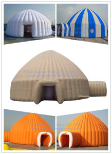 Outdoor Yurt Inflatable Igloo Tent pictures & photos