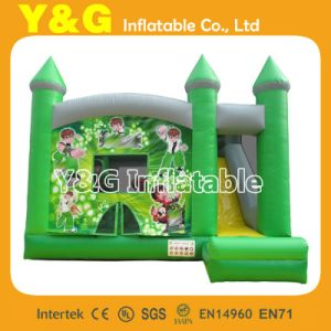 Inflatable Castle Slide Combo (GL175)