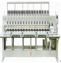 High Speed Computerized Embroidery Machine (916)