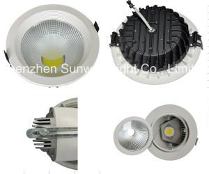 12W LED COB Downlight with CE&RoHS Approval