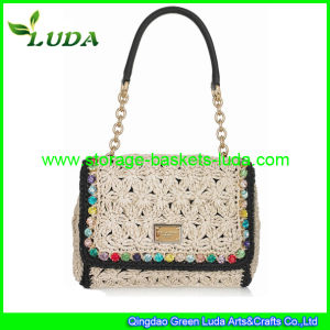 Luda Fashion Handbag Paper String Bag