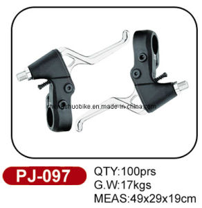 High Quality Bicycle Brake Levers Pj-097 pictures & photos