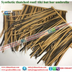 Synthetic Thatch Roofing Building Materials For Hawaii Bali Maldives  Resorts Hotel 46