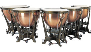Professional Copper Concert Timpani pictures & photos