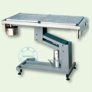 Veterinary Operation Table (Hydraulic) (OT-606(I)) pictures & photos
