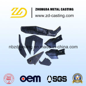 OEM Agricultural Parts with Carbon Steel by Forging pictures & photos