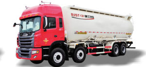 Cement Heavy-Duty Zjv5302gflrj45 Tank Truck pictures & photos