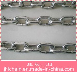 DIN763 Standard 6mm Steel Link Chain/Conveyor Chain