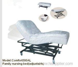 Electric Lifting Massaage Bed, Home Nursing Bed pictures & photos