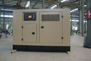 50GF (50KW) -Deutz Generator Set (air cooled engine) pictures & photos