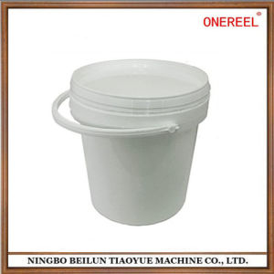 High Quality Custom Promotional Plastic Bucket with Lid pictures & photos